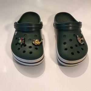 50% Off Sale 🎉🎉 Green Crocs for a little boy